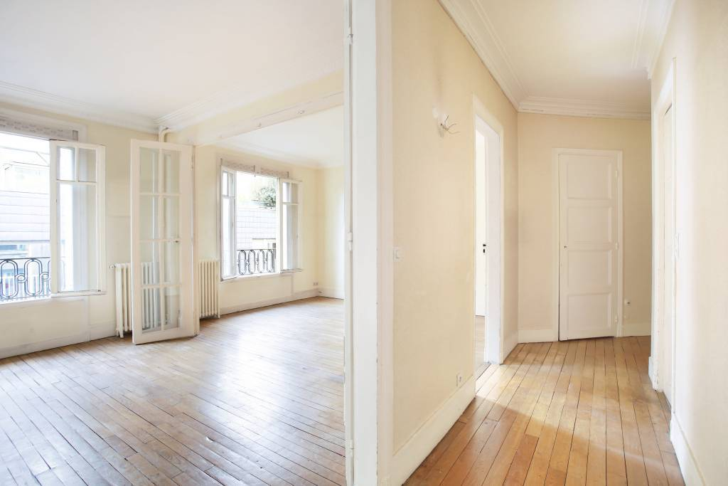 Hallway Wooden floor