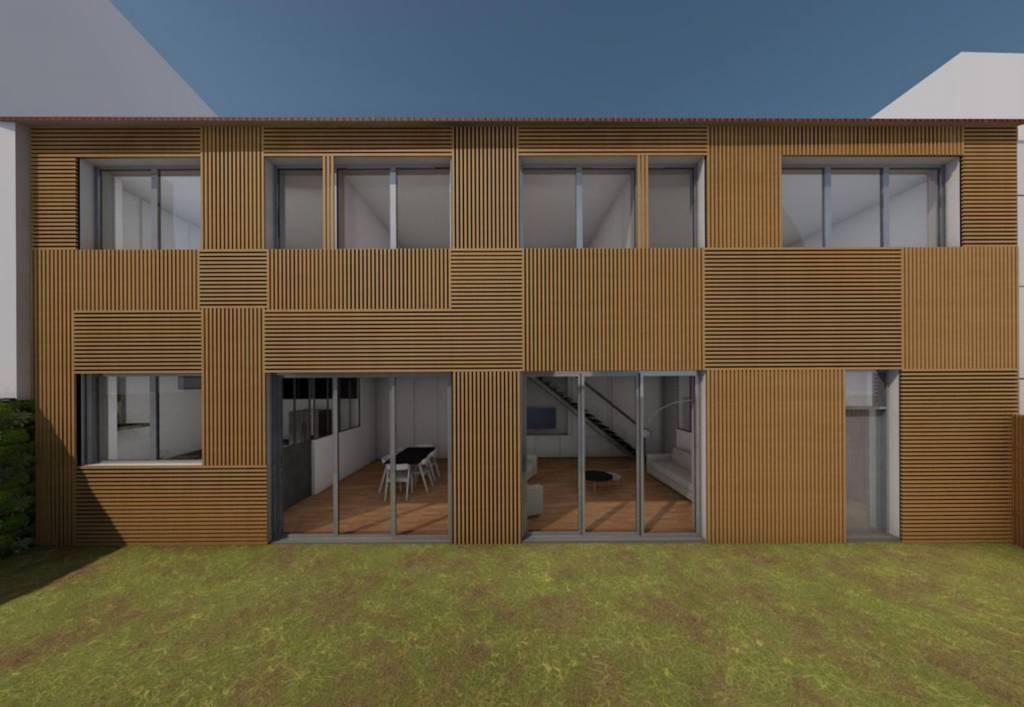 Boulogne nord - Maison neuve avec terrasse